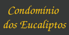 Condominio dos Eucaliptos
